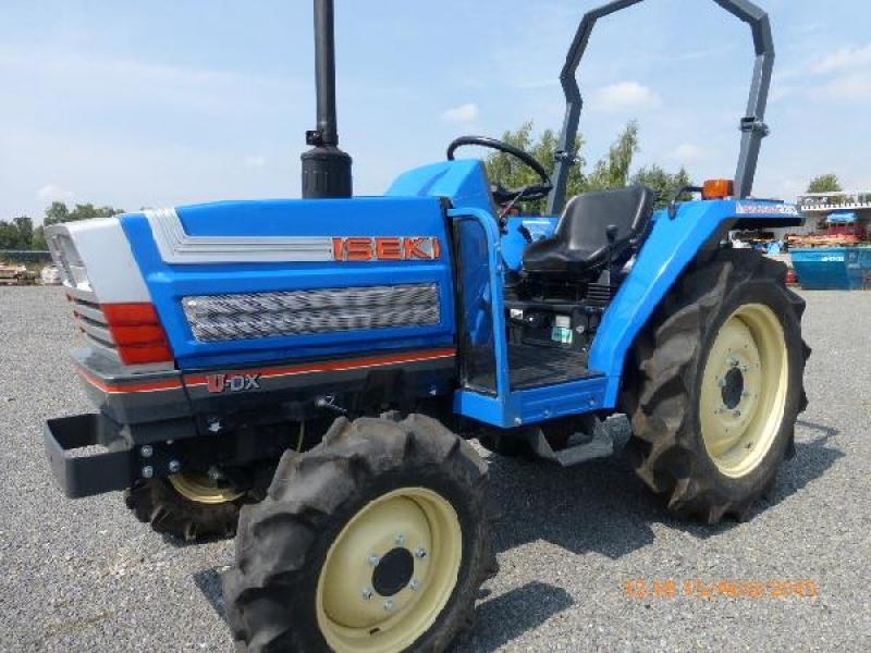 Tractor japonez Iseki TA230