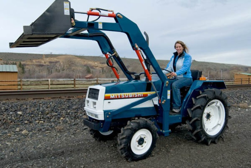 Tractor japonez Mitsubishi MT2201
