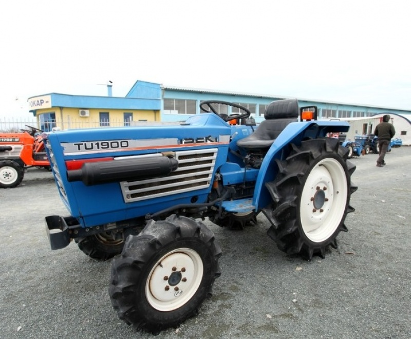 Tractor japonez Iseki TU1900
