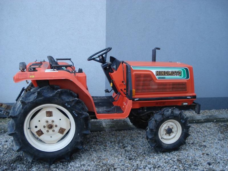 Tractor japonez Hinomoto N239