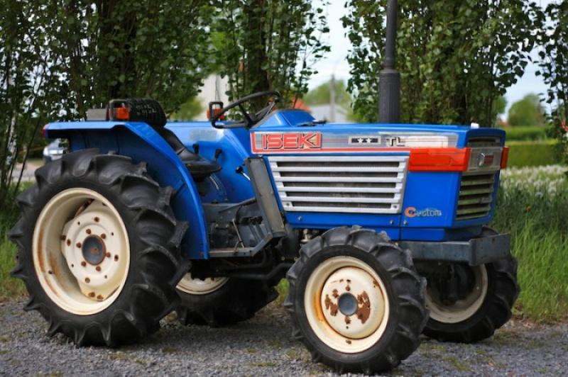 Tractor japonez Iseki TL2301