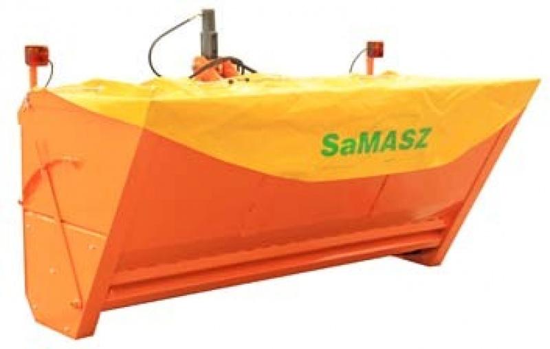 Samasz, imprastietor material antiderapant Sahara