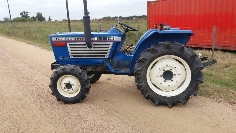 Tractor japonez Iseki TL2300