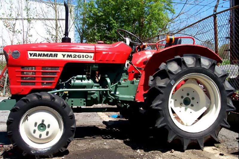 yanmar f 235 manual transmission